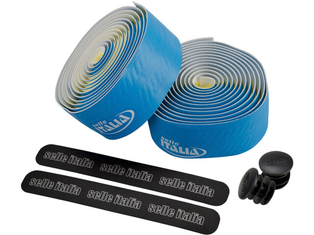 Selle Italia Smootape Controllo Stuurlint 35x1800mm, blue